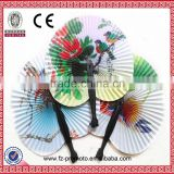 Wedding Favors Bamboo Circular Fan