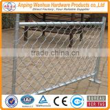 Manual operated chain link wire mesh fence machine making high discount