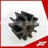 Nikkiso Eiko F50CBC pump rubber impeller for Isuzu marine engine use