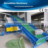 Hot popular shredder and crusher two in one Machinery single shaft hard plastic shredder