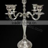 New Candelabra Candle Holder Candelabra Manufacturer Of Aluminum Candelabra Candle Holder and nickel plated candle holder