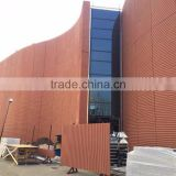 3D GRC wall cladding, exterior 3D concrete wall panels, fiberglass wall cladding decorative panels