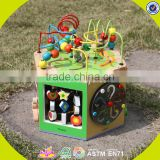 2017 wholesale baby wooden abacus beads funny kids wooden abacus beads sale children wooden abacus beads W12D047