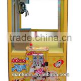 Arcade vending toy claw crane game machine with Taiwan mainboard DF-G 009