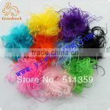 curly soft ostrich feather puffs