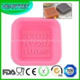 Reusable Food Grade Silicone Handmade Soap Mold Baking Mold Cupcake Liners Microwave Oven Refrigerator Dishwasher Safe