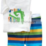 High quality children breathable cartoon boys printed t shirts