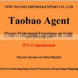 Yiwu Hanma Imp and Exp Company professional agent to buy from Yiwu Market and TAOBAO