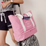 a Creative Canvas Travel Bag Bag Bag Large Capacity Single Female Mummy Bag Quality Workmanship