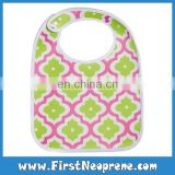 Washable Factory Production Baby Promotion Neoprene Bibs