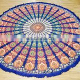 Round Mandala Tapestry New Lot