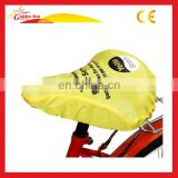 Promotional Plastic Bicycle Seat Cover