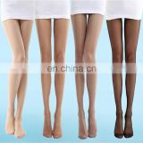 hot sale nylon black black brown natural skin pantyhose for women