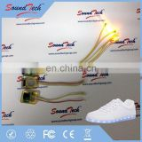 Fashion led shoes sneakers, led running shoes, make led shoes