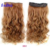 New product clip hair extension ombre, raw virgin indian clip in hair extension, double drawn thick ends clip in hair