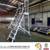 Industrial Aluminum Step Stool for Construction