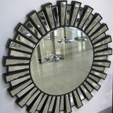 Wholesale Wall Bathroom Decorative Assembled Aluminum Mirror