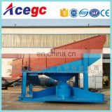 Mineral coarse particle fine particle classifying and screening industrial vibrating screen