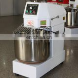 High efficiency high mixing speed spiral and adjustable stirrer flour blending machine egg mixer  with  3 types of stirrer