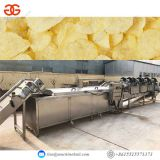 Processing Machine Small Scale Potato Chips Production Machine