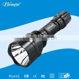 Brinyte multicolor light led hunting flashlight parts