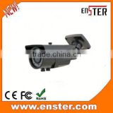 cctv camera housing waterproof IP66 outdoor IR bullet camera with high quality 720p HD CVI camera
