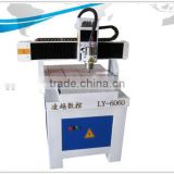 xyz axis ball screw advertising cnc router LY-6060