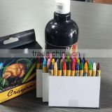 Crayon for school, promotional crayon, non-toxic