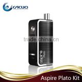Colorful Aspire Plato TC MOD with Kanthal clapton coil for aspire nautilus dry herb vaporizer cloutank m4