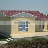prefabricated mobile villa house/2 bed room villa house