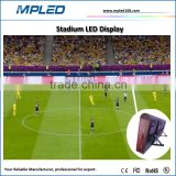 Two year warranty full color led display for stadium for sports games