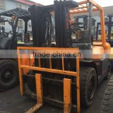 TCM 5T forklift TCM 5t lifter with 3 stages used tcm 5t with Isuzu engine second hand tcm 5t forklift for sale
