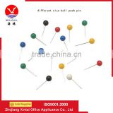 ball push pin round head map pins push pins ball / thumb tack