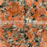Cheap Maple Red Granite Floor Tile