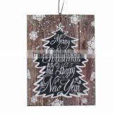 2016 new design christmas tree wooden board wall decoration                                                                                                         Supplier's Choice