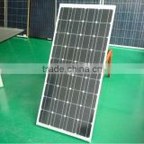 Hot sale ! 12v mono panel solar 100w from solar manufacturer
