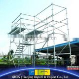 GIGA types of layer wedge lock scaffolding