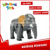 2016 hot selling educational musical light up animal toys children wholesale