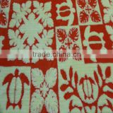custom design pattern home textile mattress fabric