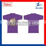 brands sublimation custom screen printing t shirts