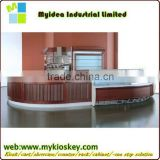 boat shape cheap bar counter styles outdoor bar counter