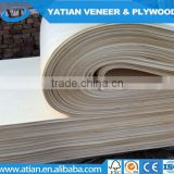 Natural poplar core veneer for plywood or door manufactures best selling for India market