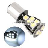 High Quality CANBUS Error Free 1156 BA15S 18 SMD 5050 LED Signal P21W Car Auto Tail Brake Stop Light Bulb Lamp DC12V