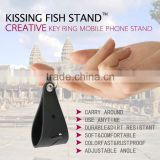 Hot new products for 2015 Mobile phone stand with key ring,smart phone stand,cell phone stand