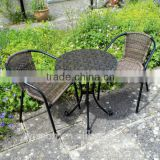 Garden Rattan Table Sets,Garden Wicker Table Sets,Bistro Table Set,Bistro Chair Set,Wicker Bistro Set,Patio Bistro Set