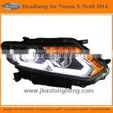High Quality Hot Selling LED Headlamp for Nissan X-Trail Super Bright Car Headlamp for Nissan X-Trail 2014 2015
