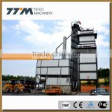 160T/H China supplier Stationary asphalt mixer for sale, asphalt plant, road machinery