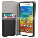 for lenovo sisley s90 case , pu leather mobile phone flip cover case