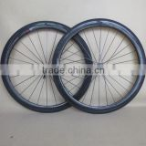 ruote carbonio carbon wheels 50mm clincher road wheelset 700c