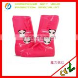 PVC rain boot shoes for kids